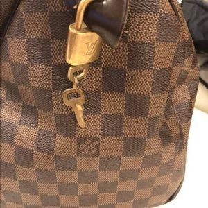 Handbags - Louis Vuitton Speedy Damier Ebene speedy 35